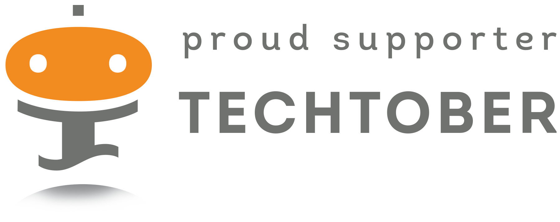 Proud supporter of techtober